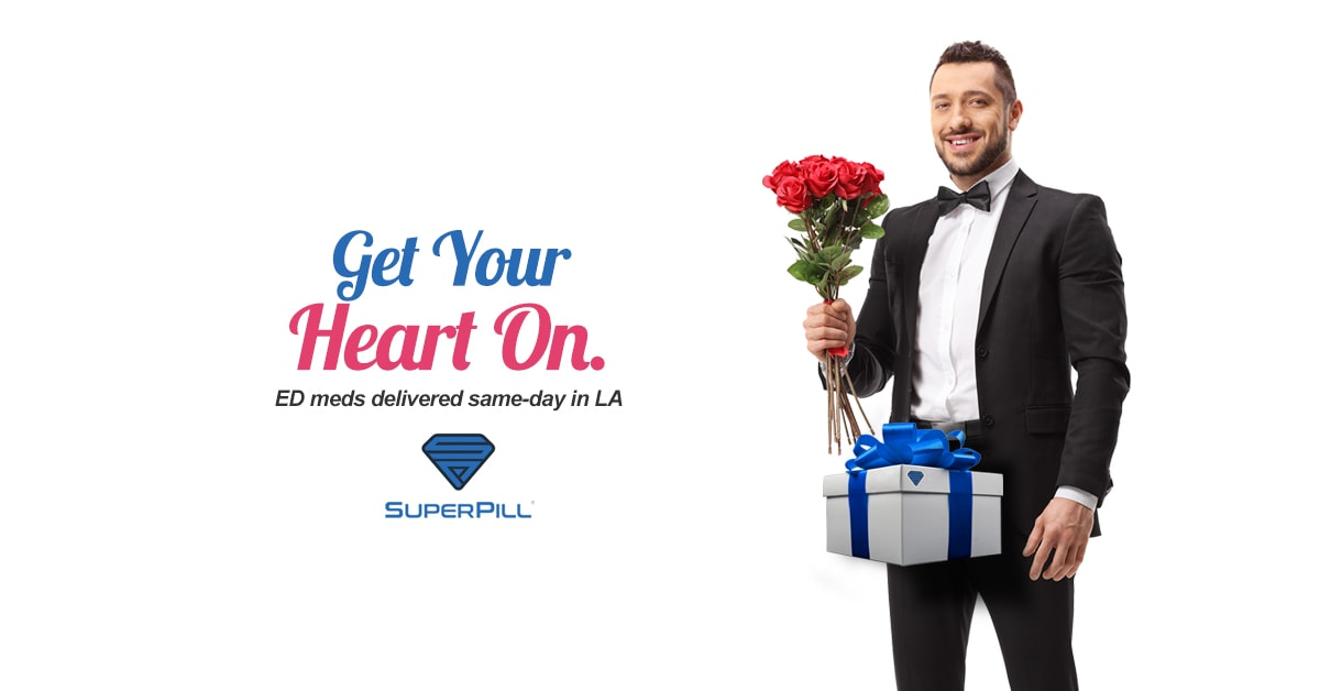 Get Your Heart On! at SuperPill.com