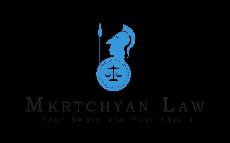 Mkrtchyan logo design by ArmenoDesign.com