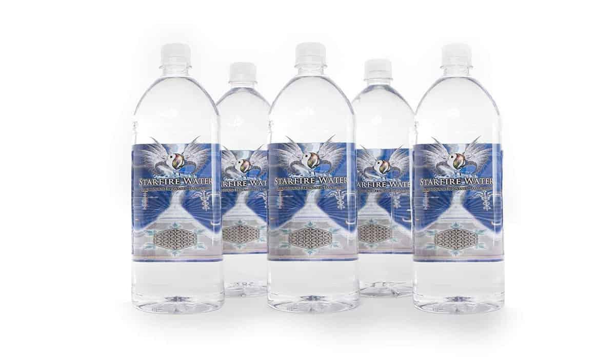 Starfire Water 42 oz bottles